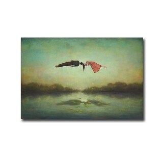 Dreamers Meeting Place by Duy Huynh Premium Gallery-Wrapped Canvas Giclee Art (16 in x 24 in, Ready to Hang)