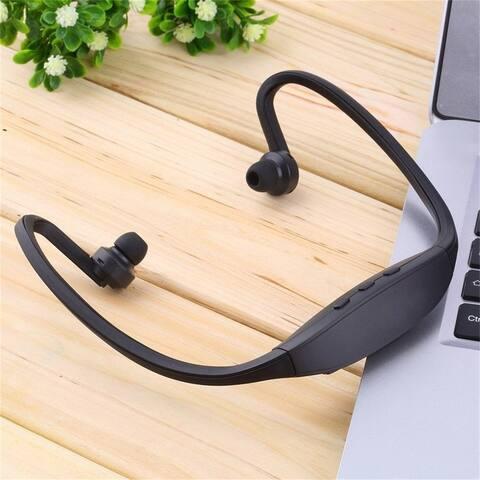 Sport Wireless Bluetooth Handfree Stereo Music Headset Headphone Earphone