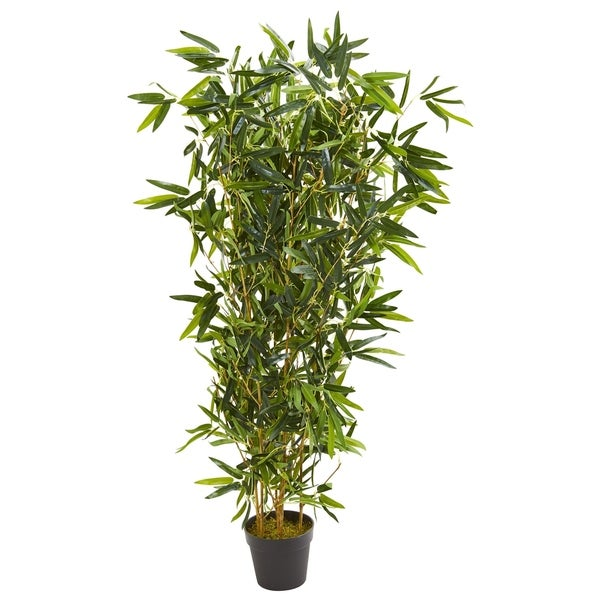 Home Depot Real Christmas Tree Prices: Shop Nearly Natural Real Touch UV-resistant Indoor/Outdoor