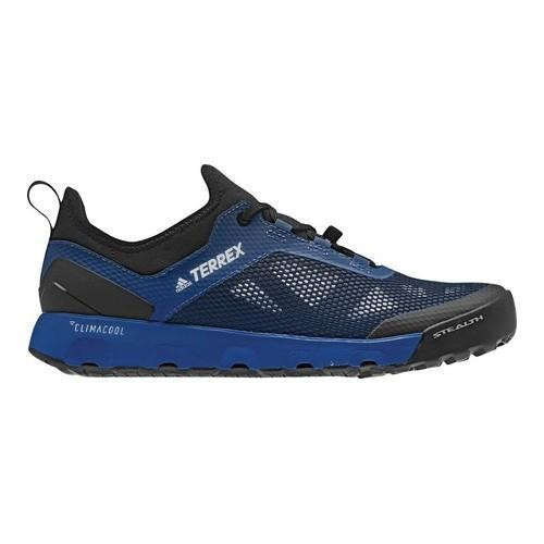 new concept ee599 88ddd Menx27s adidas Terrex Climacool Voyager Aqua Water Shoe Blue BeautyBlack