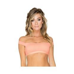Women's Aerin Rose Zeliya Bikini Top Morganite