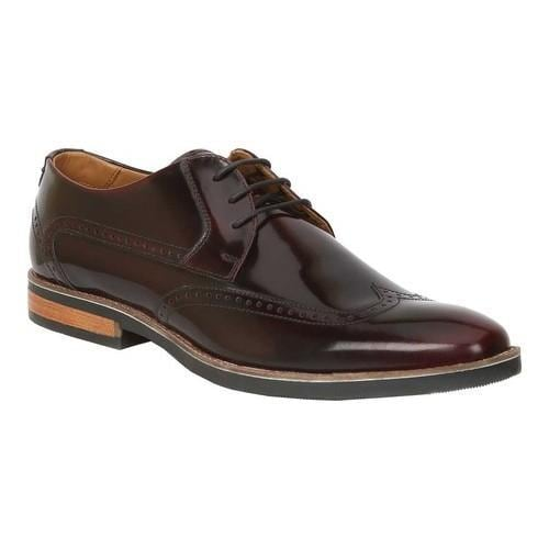 Brutini Wingtip Giorgio Derby Kitts Leather htQCrds
