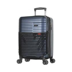 Shop Olympia Taurus 21 Expandable Carry On Spinner Navy
