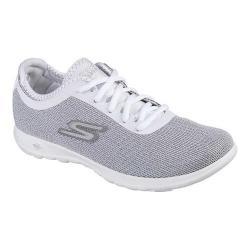 Women's Skechers GOwalk Lite Intuitive Sneaker White