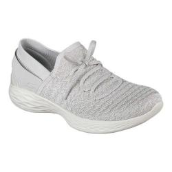 Women's Skechers YOU Beginning Sneaker Silver (More options available)
