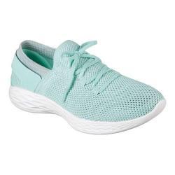 Women's Skechers YOU Spirit Slip-On Sneaker Mint - Thumbnail 0