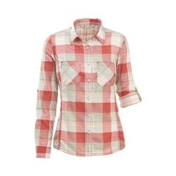 Women's Woolrich Conundrum Eco Rich Convertible Shirt Terracotta Multi (4 options available)