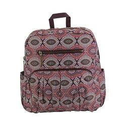 Women's Hadaki by Kalencom Urban Backpack Daisy Delight