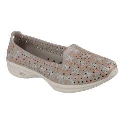 Women's Skechers H2GO Flutter Water Shoe Taupe