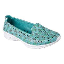 Shop Women S Skechers H2go Flutter Water Shoe Turquoise