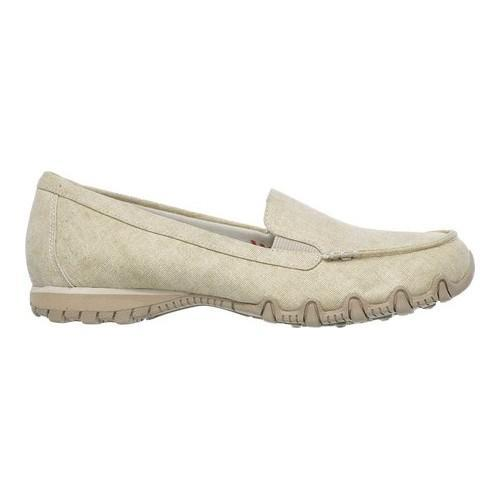 Women's Skechers Relaxed Fit Bikers Hyphen Loafer Natural - Free Shipping  Today - Overstock.com - 25897539