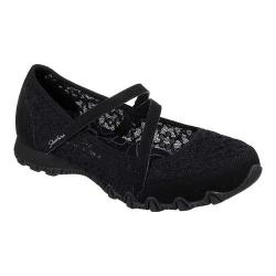 Women's Skechers Relaxed Fit Bikers Provocative Mary Jane Black