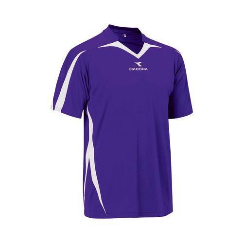 Boys' Diadora Rigore Jersey Purple