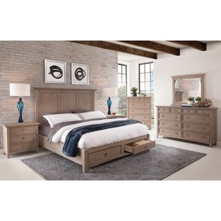 Toronto Storage 6PC Bedroom Set by Greyson Living