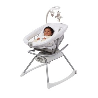 Graco® Duet Glide LX Gliding Swing with Portable Sleeper
