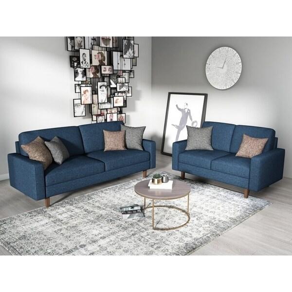 Goss 2 Piece Living Room Set