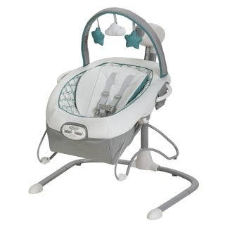 Graco® Duet Sway LX Swing with Portable Bouncer