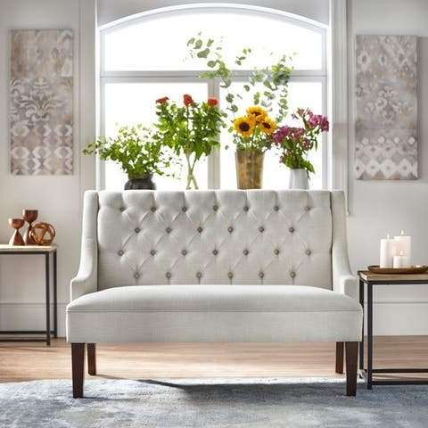 Buy Off White Single Cushion Loveseats Online At Overstock Our
