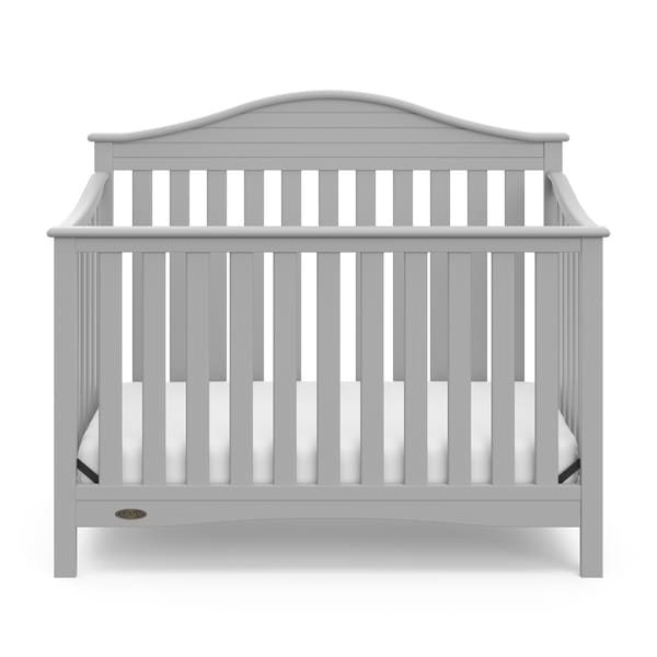 5 Cool Cribs That Convert To Full Beds: Shop Graco Harbor Lights 4-in-1 Convertible Crib