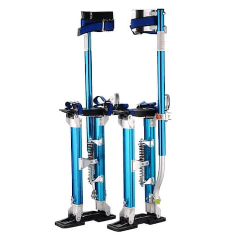 "Pentagon Tool ""Tall Guyz"" Professional Drywall Stilts Sheetrock Painting or Cleaning"