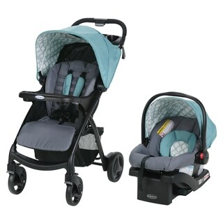 Graco® Verb Click Connect Travel System, Merrick