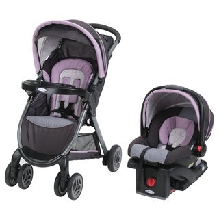 Graco® FastAction Fold Click Connect Travel System, Janey