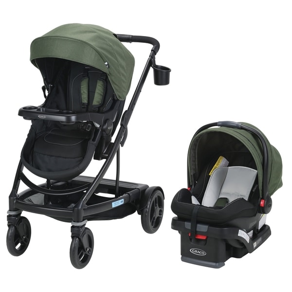 Shop Graco 174 Uno2duo Travel System Stroller Jules Free