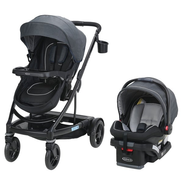 Shop Graco 174 Uno2duo Travel System Stroller Reece Free