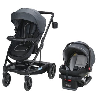 Graco® UNO2DUO Travel System Stroller, Reece