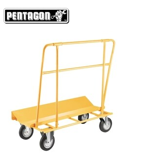 Pentagon Tools Professional Drywall - Plywood - Panels - Material Hauler