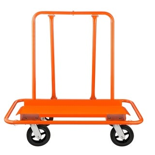 Pentagon Tool Professional Drywall Cart Dolly Handling Wall Panels