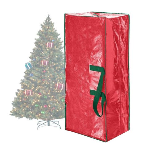 Elf Stor Premium Christmas Tree Bag Holiday