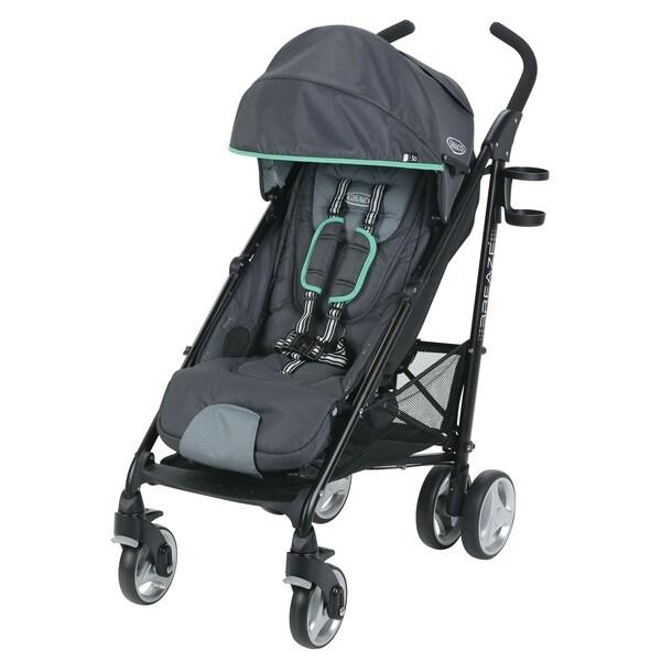 Graco® Breeze™ Click Connect™ Umbrella Stroller, Lake Green