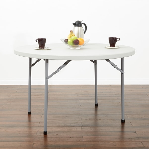 "48"" Round Resin Multi Purpose Table"