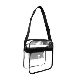 Los Angeles Dodgers MLB Clear Carryall Cross Body Bag - Multi