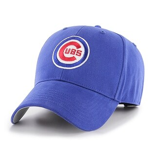 MLB Chicago Cubs Youth Adjustable Cap - Multi
