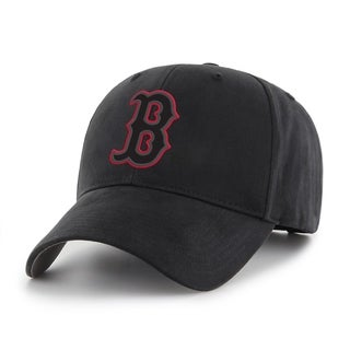 MLB Boston Red Sox Black Adjustable Cap - Multi