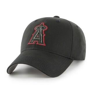 MLB Los Angeles Angels Black Adjustable Cap - Multi