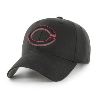 MLB Cincinnati Reds Black Adjustable Cap - Multi