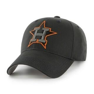 MLB Houston Astros Black Adjustable Cap - Multi