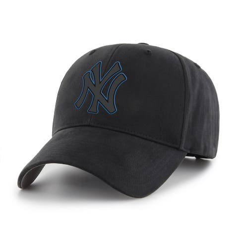 MLB New York Yankees Black Adjustable Cap - Multi