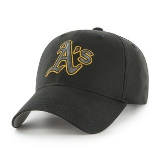 MLB Oakland Athletics Black Adjustable Cap - Multi
