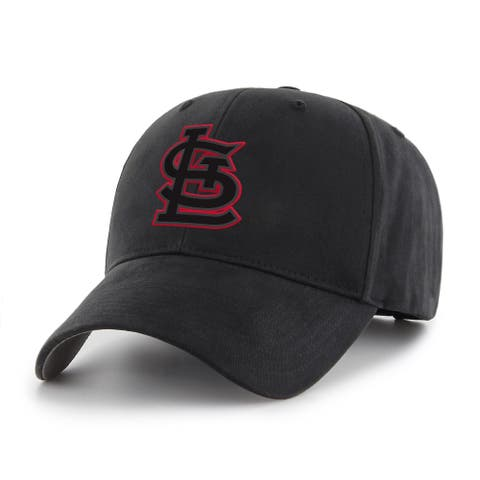 MLB St. Louis Cardinals Black Adjustable Cap - Multi