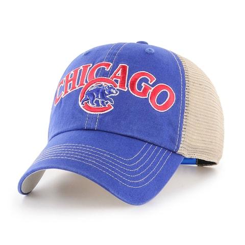002ae9475bc5d MLB Chicago Cubs Aliquippa Adjustable Cap - Multi