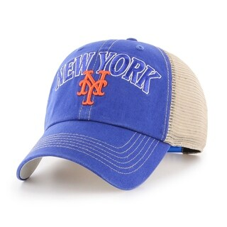 MLB New York Mets Aliquippa Adjustable Cap - Multi