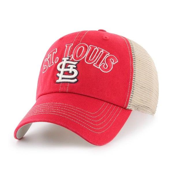3f13c73937524b Shop MLB St. Louis Cardinals Aliquippa Adjustable Cap - Multi - Free ...