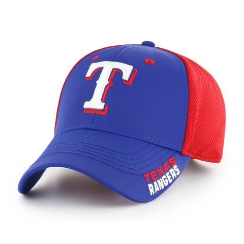 MLB Texas Rangers Completion Adjustable Cap - Multi