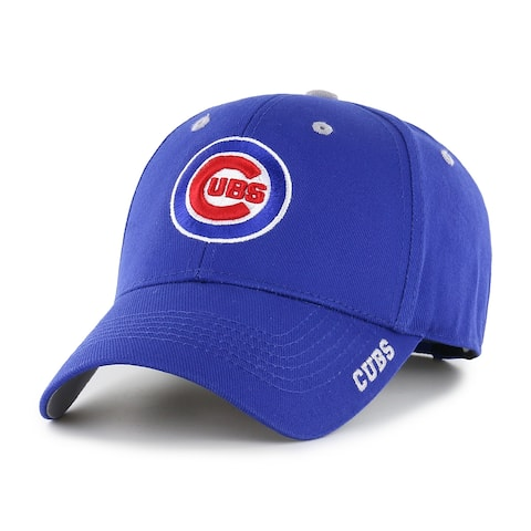 MLB Chicago Cubs Frost Adjustable Cap - Multi