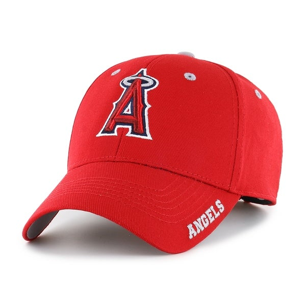 on sale 6dd6f 5a112 Shop MLB Los Angeles Angels Frost Adjustable Cap - Multi - Free Shipping On  Orders Over  45 - Overstock - 23502004