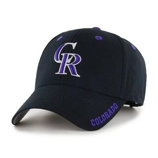 MLB Colorado Rockies Frost Adjustable Cap - Multi